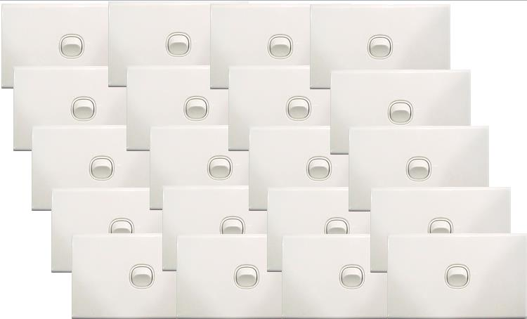 20 x Light Switches