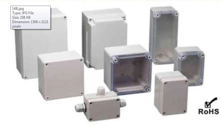Distribution Boxes