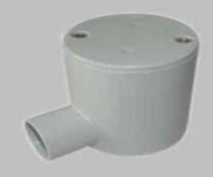 1 Deep Outlet Junction Box