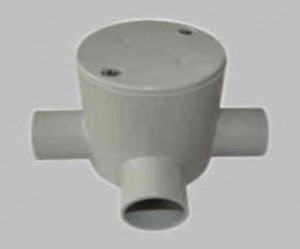 3 Deep Outlet Junction Box