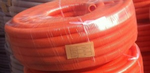 Orange Conduit